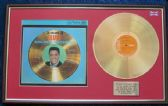 Elvis Presley - Platinum Disc And Cover - Gold Records Volume 3